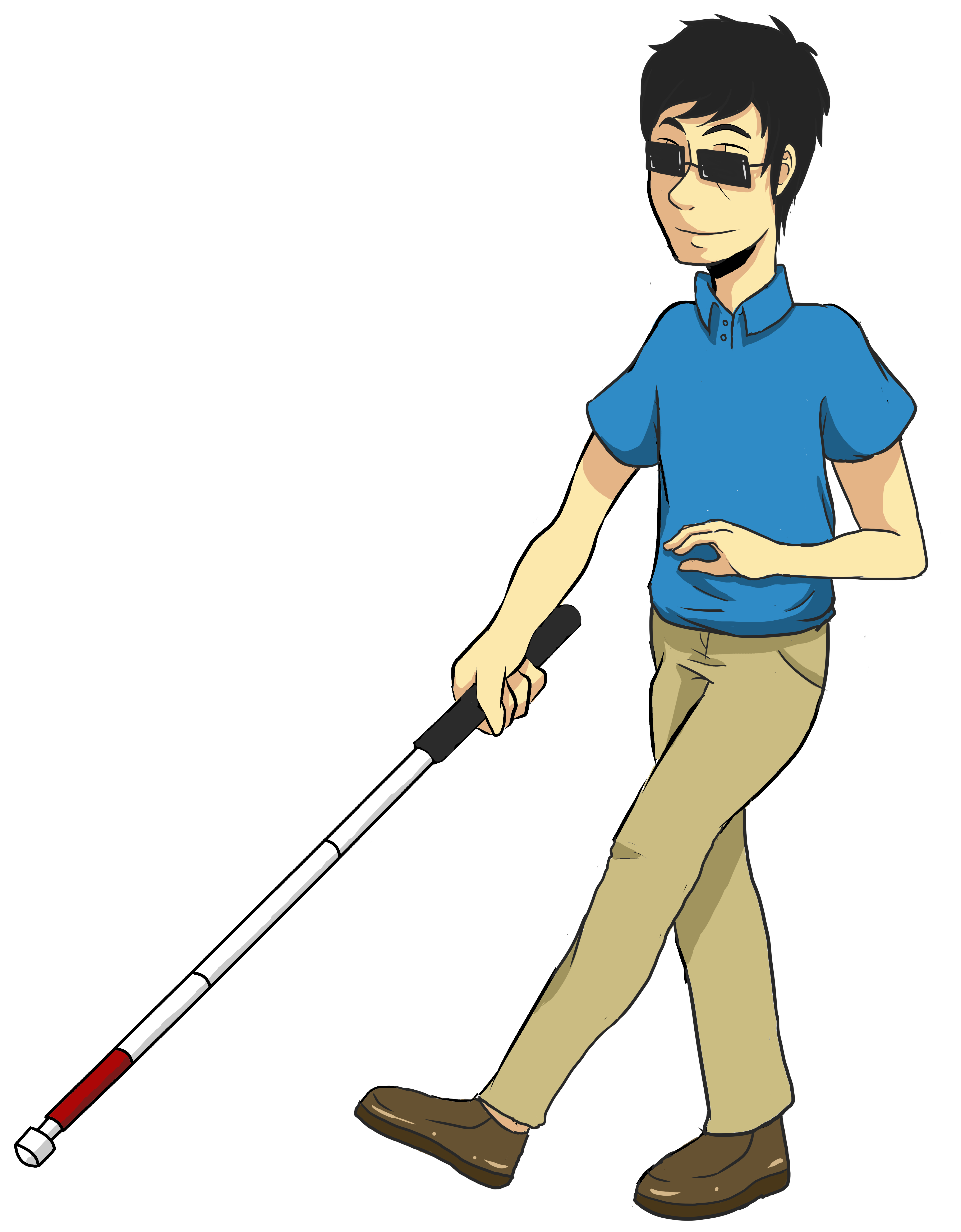 White Cane Awareness Day Walk For Independence
