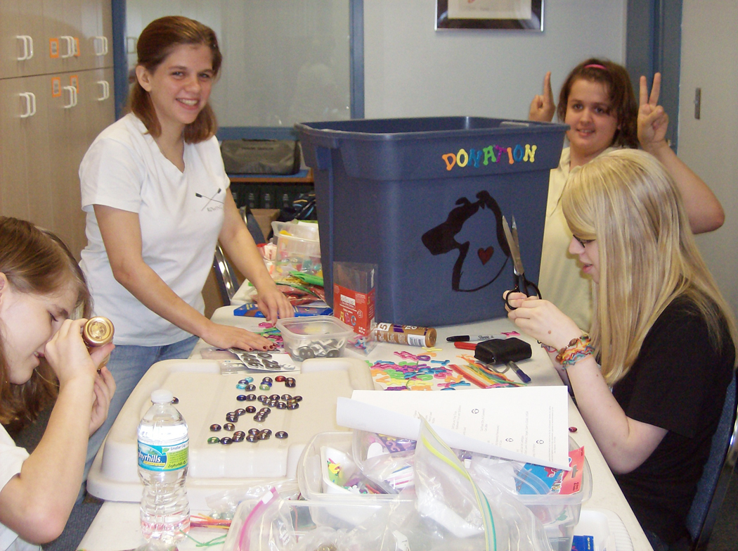 fall 2010 transition teens making a donation box Catherine Bell Movies Videos