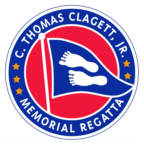 C. Thomas Clagett, Jr. Memorial Regatta Logo