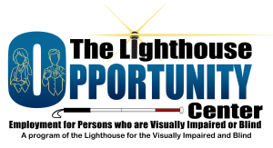 Logo for The Lighthouse Opportunity Center