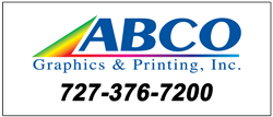 ABCO Graphics and Printing, Inc. 727-376-7200