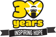 Lighthouse's 30th Anniversary Logo